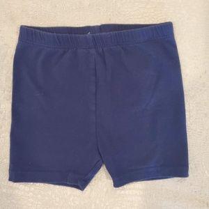 4for$20!! CIRCO Biker shorts size 3T blue